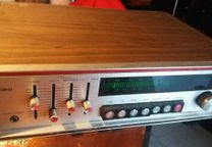 Amplificador / radio antigo áciko impecavel