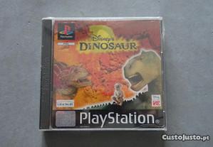 JogoPlaystation 1 Disney's Dinossaur- Selado