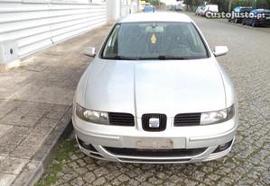 Seat Leon 1.9 TDi 110cv 2003 - Para Peças