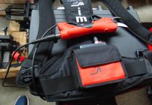 Tesoura de poda, AIMA, portátil a bateria profissi