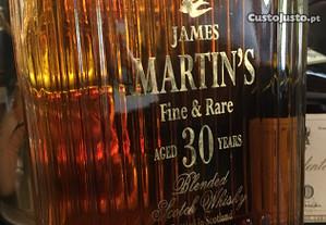 Whisky james Martins 30 anos