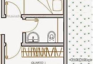 contentor com casa de banho de 6.10 metros