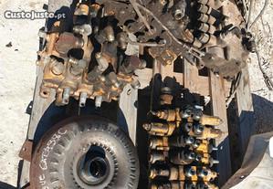 Distribuidores Retro Case 580,Komatsu,New Holland