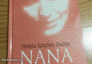 Livro com o título Nana