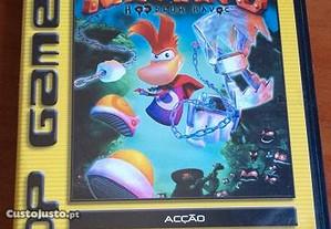 Rayman 3 Hoodlum Havoc 2003 Jogo PC Retro Top Game