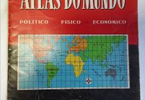 Altas do Mundo, Político, Físico, Económico