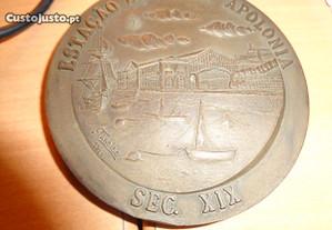 Medalha Estação Santa Apolónia Oferta Envio