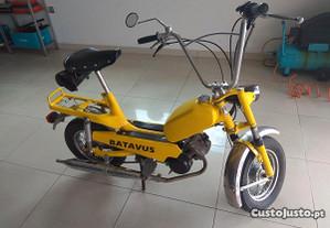 Mobilete Batavus Starflite 25 City Mofa de 1974