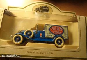 Carro Miniatura Walkers Crisps Of.Envio M.England