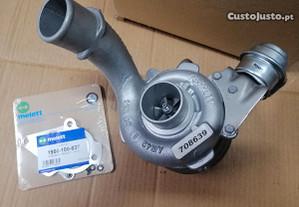 Turbo motor Renault Mitsubishi Volvo 1.9 F9Q F9K