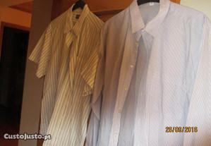 2 Camisas para homem - XL