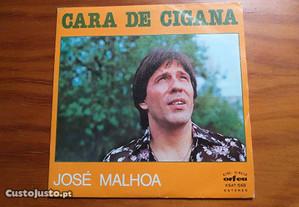 Single Vinil José Malhoa-Cara de Cigana