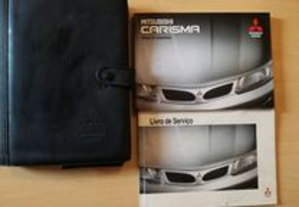Mitsubishi Carisma - Manuais de Proprietário