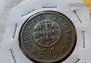 50 centavos Angola 1928