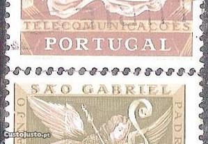 Selos Afinsa 886 e 887 Serie Completa