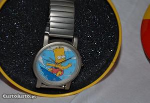 Relógio de Pulso The Simpsons