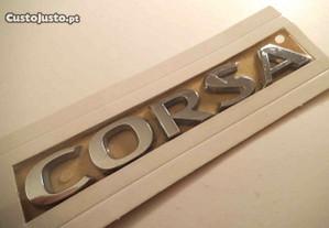 Simbolo Corsa opel 120mm