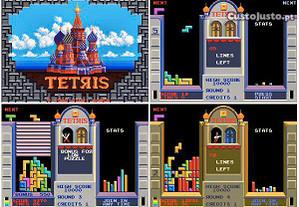 Jogo Tetris ano 1984