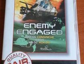 Enemy Engaged Comanche vs Hokum Jogo PC Retro
