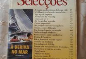 Quatro revistas da Selecções Reader's - Anos 80/90