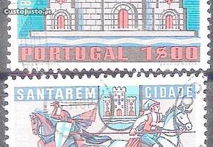 Selos Afinsa 1081 e 1082 Serie Completa