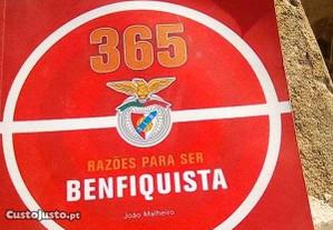 Livros Benfica