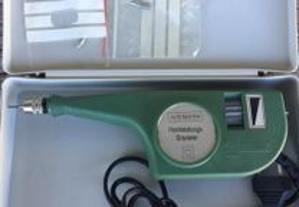 Máquina de gravar por vibração