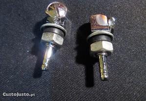 Pulverizadores cromados Classicos Fiat 127