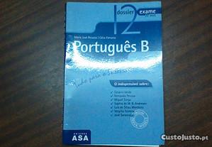 Português B - Dossier de Exame - 12º ano