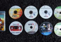 Lote jogos Xbox 360 Xbox One PS3 PS4 (25/05)