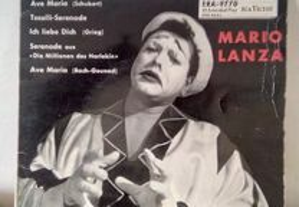 Mário Lanza Vinil 45 rpm Raro
