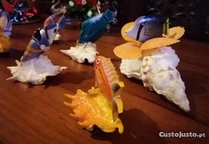 Miniaturas Peixes em Búzios