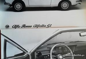 Fotos Alfa Romeo Alfetta GT