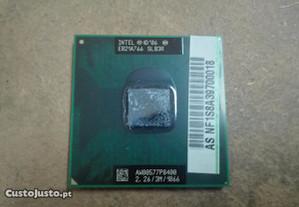 Processador Intel Core 2 Duo P8400 - Usado