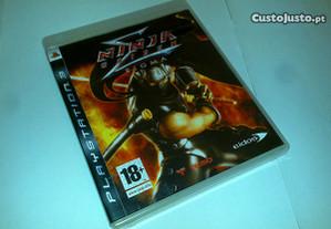 ninja gaiden sigma - jogo ps3 (jogo playstation 3)