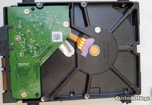 PCB - Placa controladora disco rígido WD30EZRX