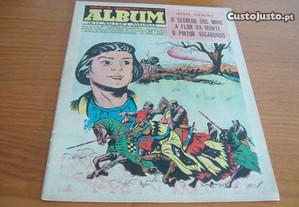 Album do Cavaleiro Andante nº18 Novembro de 1955