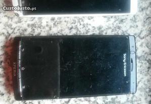 Sony Ericsson Arc S pra peças