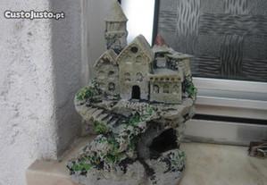 peça decorativa aquario