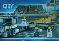 Lego City 60151 Dragster