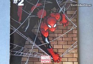 Livro Banda Desenhada - Homem-Aranha superior nº 2