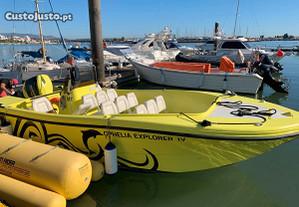 Levant 700 Sea Pro ST - Barco profissional