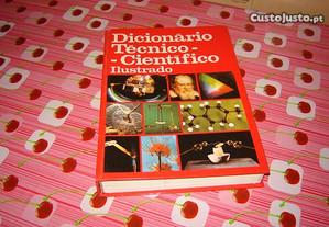 Dicionario Tecnico Cientifico Ilustrado Ed Formar