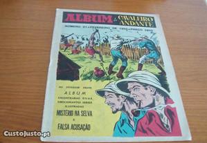Album do Cavaleiro Andante nº21 Fevereiro de 1956