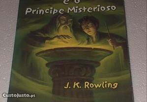 Harry Potter e o príncipe misterioso (1a edicao)