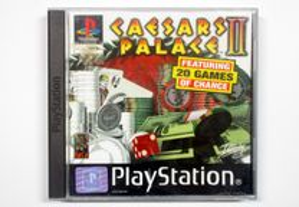 Caesars Palace II (2) Sony Playstation 1 PS1 PSX