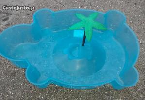 Aquario para tartaruga