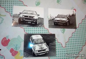 Fotos carro de rali