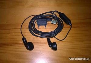 Auricular Sony Ericsson ficha tipo scart