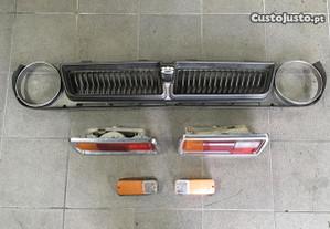 Grelha e farolins Toyota Corolla KE30